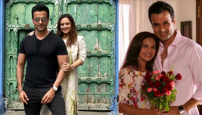 Rohit Roy's Wife, Manasi Joshi Has A Special Message For Him And His Upcoming Show, 'Sanjivani'