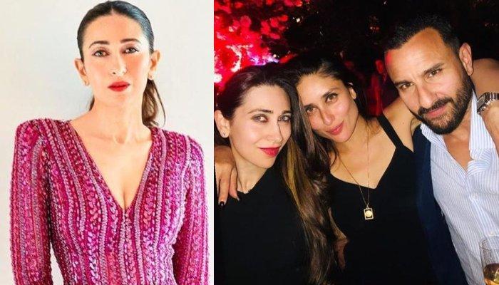 Karisma Kapoor's 'Jija' Saif Ali Khan Had Gifted Something Lovely To Her On His Wedding With Kareena