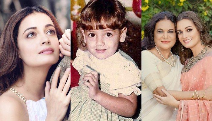 Dia Mirza's Only Picture With Her Biological Parents From Her Childhood, Says She Feels Robbed