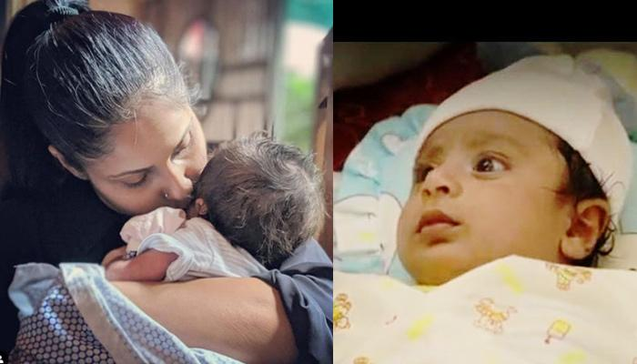 Chhavi Mittal Thanks Little Arham For Being A Good Baby On Sets, Pens An Emotional Note On His Debut