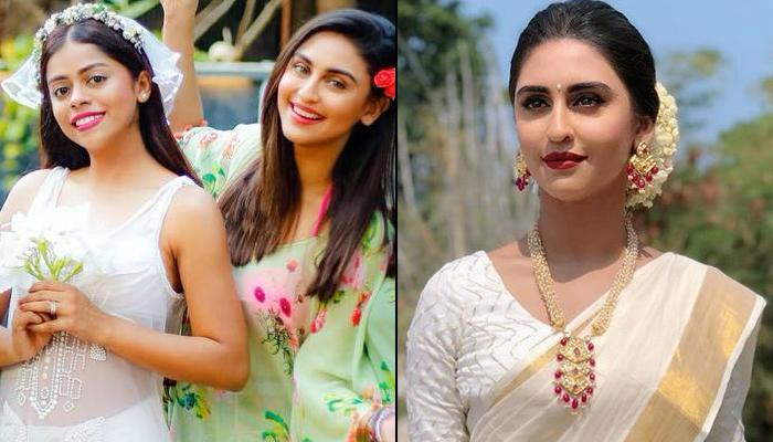 Krystle D'Souza's Teary-Eyed Moment At Sister Kavya Joseph D'Souza's Wedding Will Make You Emotional