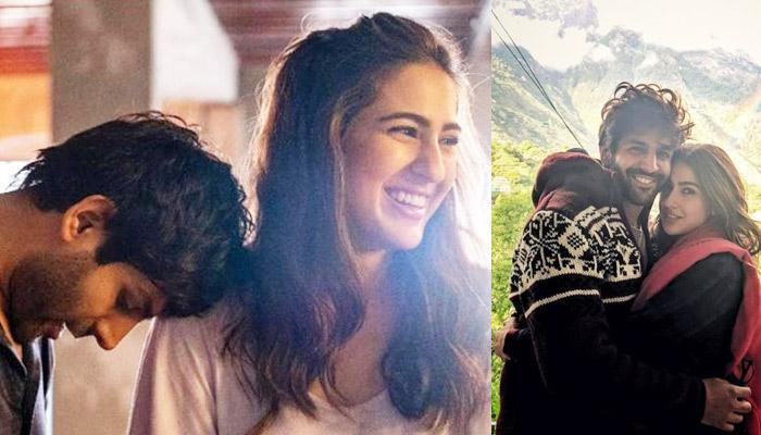 Sara Ali Khan And Kartik Aaryan Video Call Each Other When Not Together, Things Getting Serious?