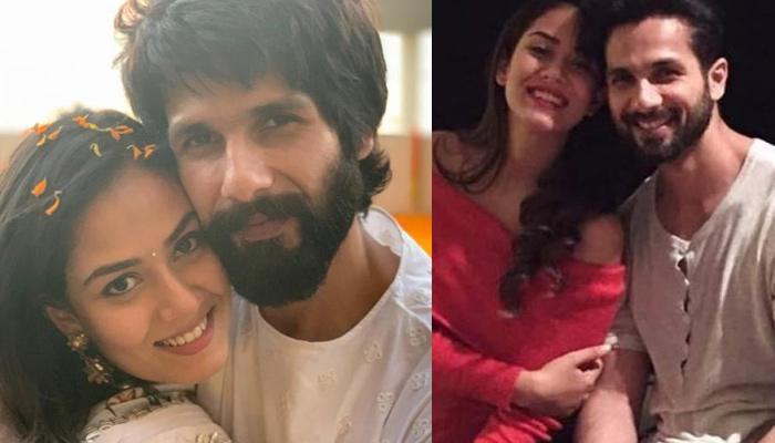 Mira Rajput Kapoor Shares Glimpses Of Her And Shahid Kapoor's Anniversary Celebrations, Pics Inside