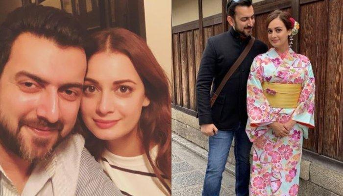 Dia Mirza's Heartfelt Birthday Wish For Husband, Sahil Sangha, Calls Him Precious