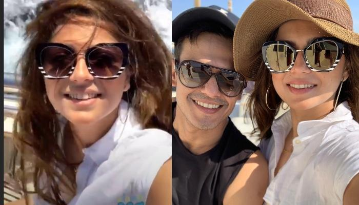 Drashti Dhami Is Holidaying In Spain With Husband, Neeraj, Gives Us A Digital Tour Of Ibiza Island