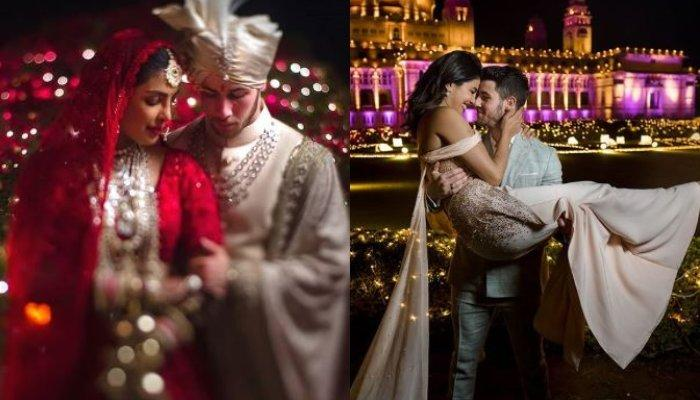 Priyanka's Wedding Outfits Are An Inspiration For Brides-To-Be, Checkout Her Iconic Looks