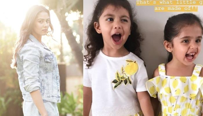 Shahid Kapoor's Daughter, Misha Twins With Her Best Friend, Mommy, Mira Kapoor Clicks A Perfect Pic