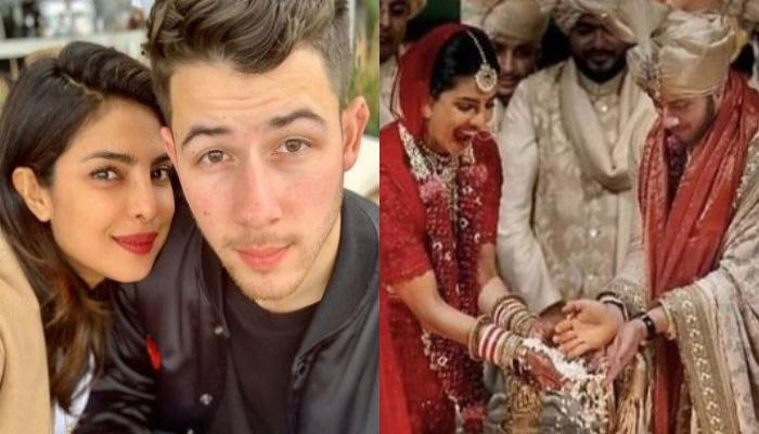 Nick Jonas Is Inspired By The Hindu Wedding Rituals, Says 'Saath Pheras' Have Locked Him For Good
