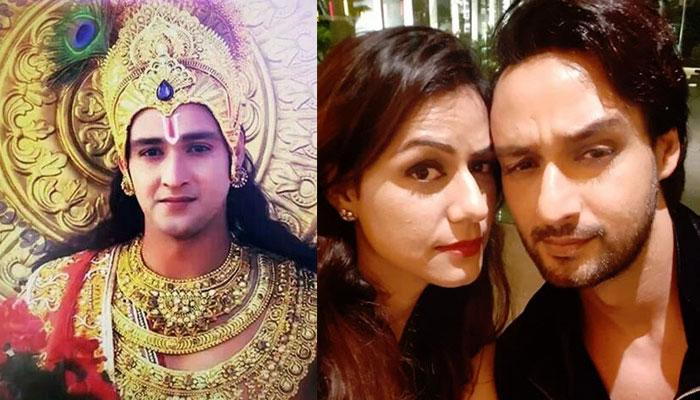 Sourabh Jain Of 'Radha Krishna' Shares Unseen Wedding Pics, Gets Emotional Ahead Of 'Nach Baliye'