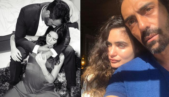 Arjun Rampal And Gabriella Demetriades Blessed With First Child, He Becomes Father For Third Time