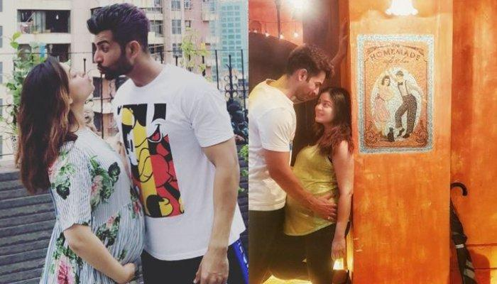 Jay Bhanushali Makes Pregnant Wife, Mahhi Vij Feel Special And Pampered, Takes Her For A Dinner Date