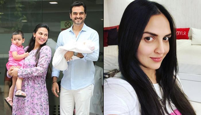 Esha Deol Announces Another 'Junior Takhtani' To Arrive Soon,  After Birth Of Second Daughter Miraya