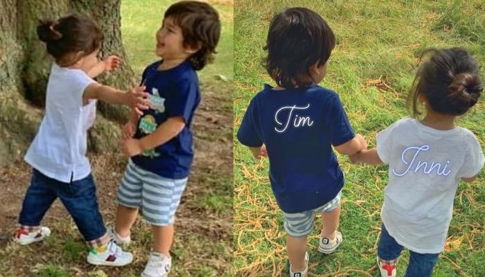 Kunal Kemmu Shares A Cute Picture With Daughter, Inaaya And Her Cousin, Taimur Ali Khan From London