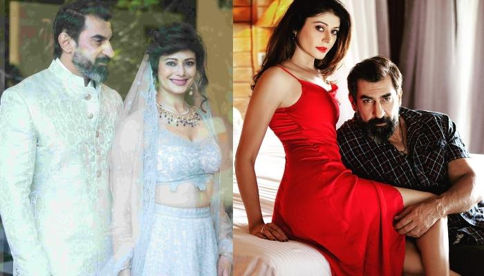 Nawab Shah Shares A Mushy Picture With Pooja Batra From Their Honeymoon In Manali