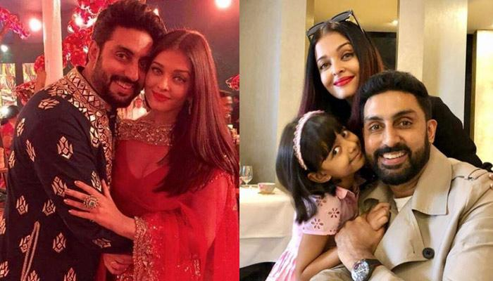 Abhishek Bachchan Calls Wife, Aishwarya Rai Bachchan His Lucky Charm On Her Heartfelt Post For Him
