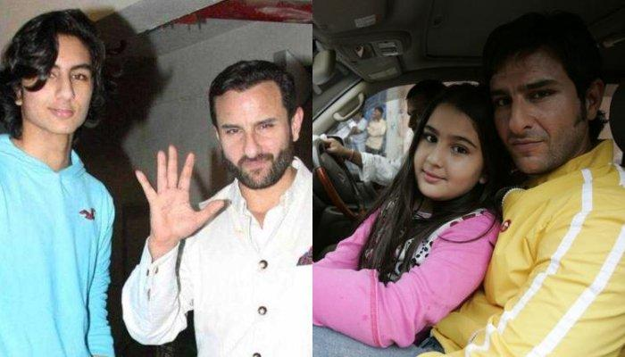 Saif Ali Khan Reveals If His Son Ibrahim Is Going To Enter Bollywood As A Hero, Just Like Him