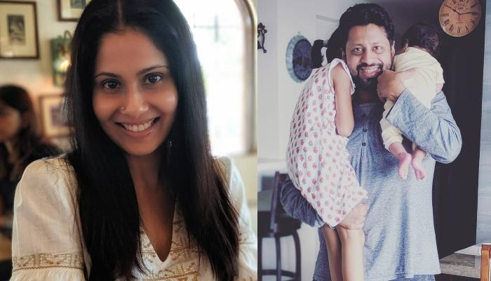 Chhavi Mittal Gets Back To Her Fitness Routine While Husband, Mohit Hussein Takes On The Baby Duty