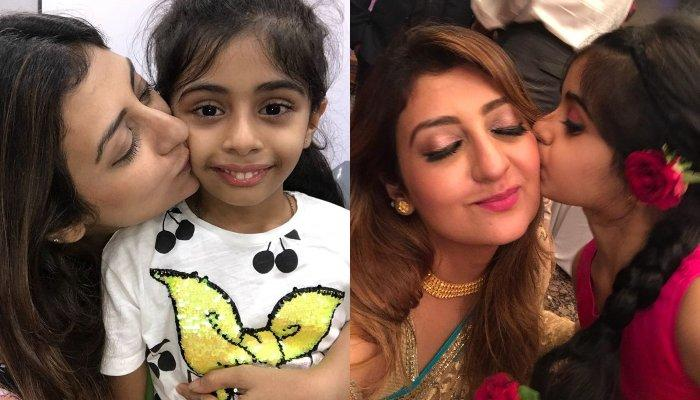 Juhi Parmar's Daughter, Samairra's Extraordinary Gesture At A Party Made Her Mommy Super-Proud