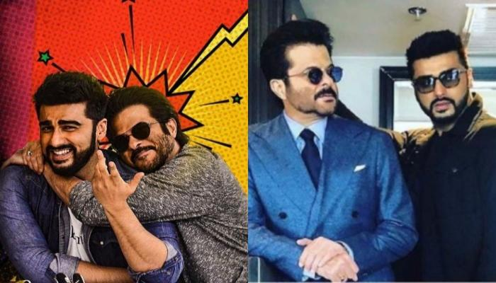 Arjun Kapoor Makes Fun Of Chachu, Anil Kapoor By Posting A Hilarious Comment On His Latest Pic