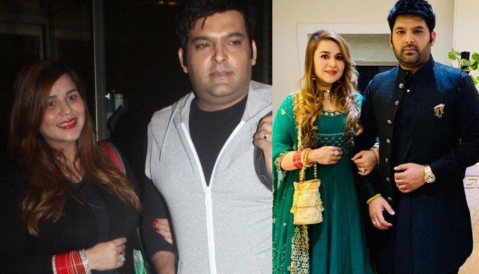 Kapil Sharma's Wife, Ginni Chatrath Finally Flaunts Her Baby Bump As They Leave For Their Babymoon