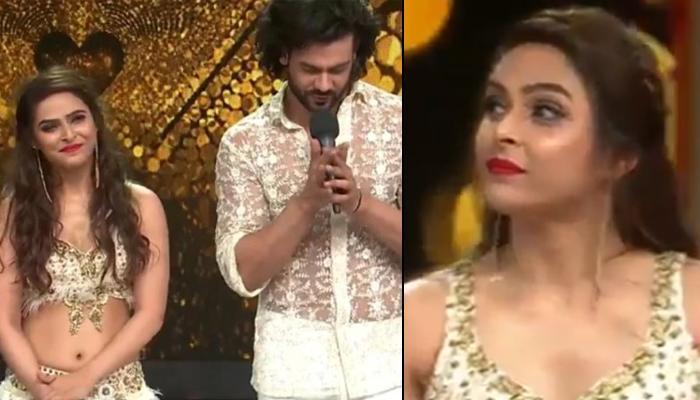 Madhurima Tuli Reacts To 'Disrespect' When Ex, Vishal Aditya Singh Refused To Hug Her On Nach Baliye