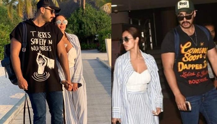 Malaika Arora On Relationship With Arjun Kapoor, Says, 'Everyone Should Be Given A Second Chance'