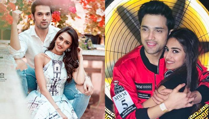 Parth Samthaan And Erica Fernandes Part Ways Due To His Closeness With Another Girl From Jaipur?