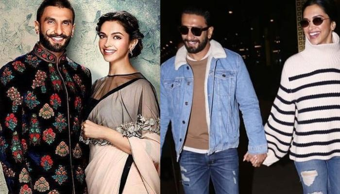 Deepika Padukone And Ranveer Singh's Latest Instagram Picture Makes The World Go Green With Envy