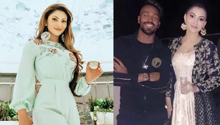 Urvashi Rautela Reacts On Being Linked Up To Hardik Pandya, Says She Is Answerable To Her Family