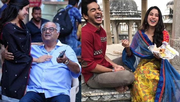 Boney Kapoor Reacts On Janhvi Kapoor And Ishaan Khatter's Relation, Says He Respects His Daughter