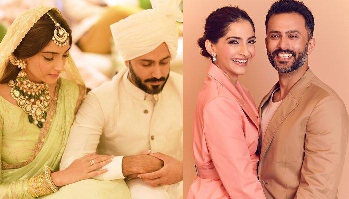 Sonam Kapoor, Anil Kapoor's Birthday Wish For Anand Ahuja Is Making Us Cry With Happiness