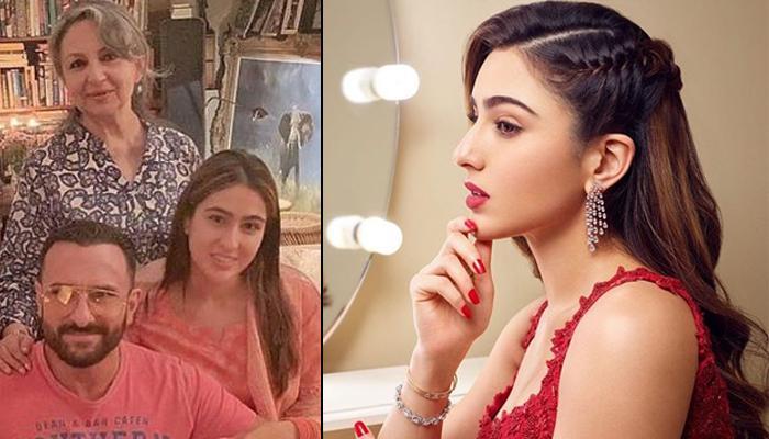 Sara Ali Khan's Beauty Secret Is Dadi Sharmila Tagore Ke Nuske, It Is Something Everyone Must Follow