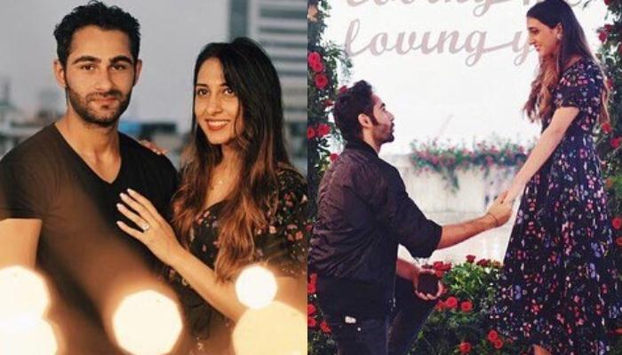 Armaan Jain Shares His Secret Engagement Pictures With His Longtime Girlfriend, Anissa Malhotra