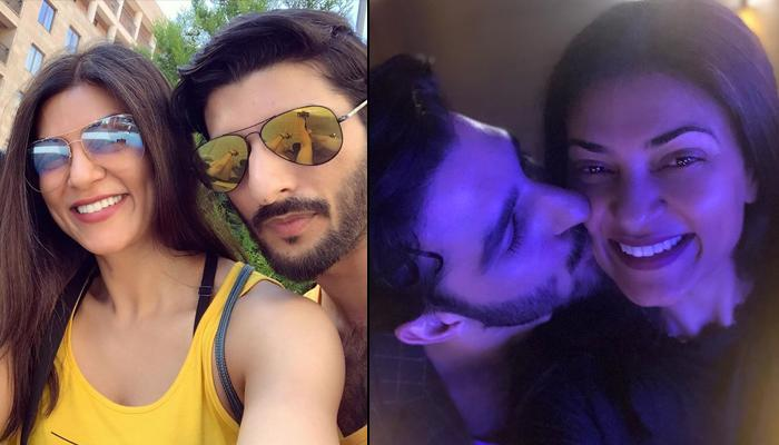 Sushmita Sen And Rohman Shawl Are All Set To Tie The Knot In A 2019 Winter Wedding, Details Inside