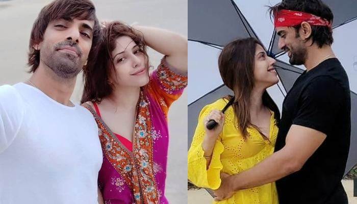 Mohit Malik And Aditi Malik Are Raising The Heat As They Enjoy Their Goa Vacation [Pictures Inside]