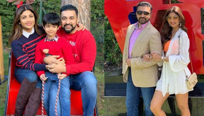 Shilpa Shetty And Viaan's Swag As They Climbed Tree, She Pens An Emotional Note As Holidays End