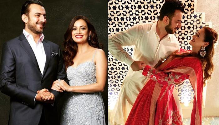 Dia Mirza And Sahil Sangha Reveal The Truth Behind His Affair Being Main Reason For Their Separation