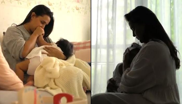 Neha Dhupia Recalls A Flight Instance With Baby Mehr Dhupia Bedi On International Breastfeeding Week