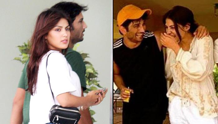 Sushant Singh Rajput And Rhea Chakraborty Make For One Lovely Pair At Their Another 'Couple' Outing