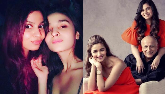 Alia Bhatt's Sister, Shaheen Bhatt Takes A Journey Down The Memory Lane, Shares A Childhood Picture