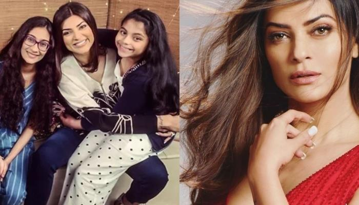 Sushmita Sen Believes Her Decision To Adopt Her Daughters Renee And Alisah Was Not An Act Of Charity