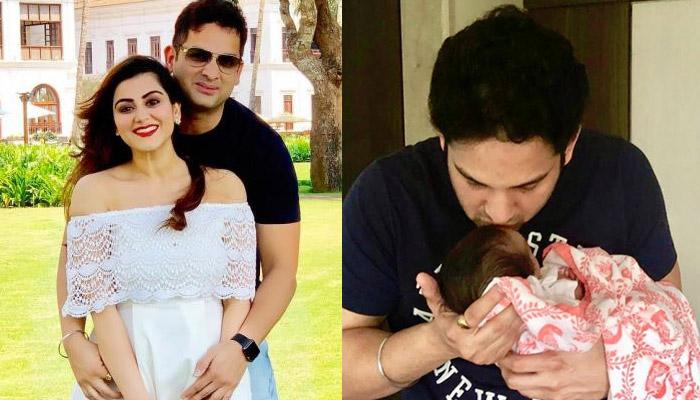Priyanka Kalantri Of Yeh Rishta Kya Kehlata Hai Names Her Newborn, Vikaas Reveals It Means A New Day