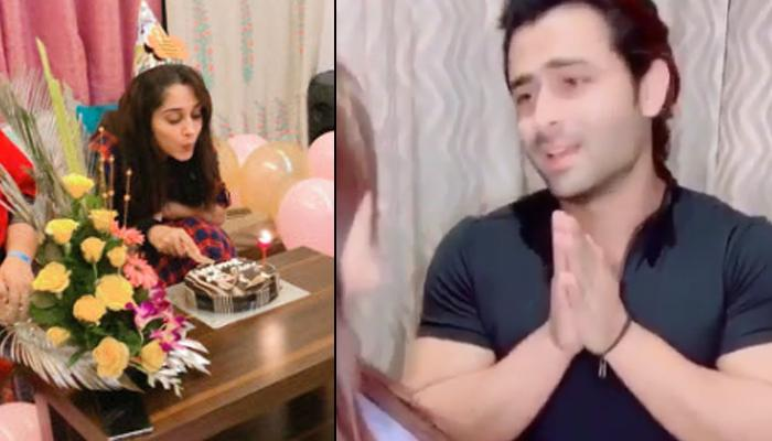 Shoaib Ibrahim Wishes His 'Gharwali', Dipika Kakar On Her 33rd Birthday In A Bollywood Style [Video]