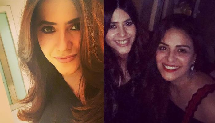 Ekta Kapoor Asks Her Bestie, Mona Singh Whether Her Son Looks Like Her, She Has The Amazing Reply