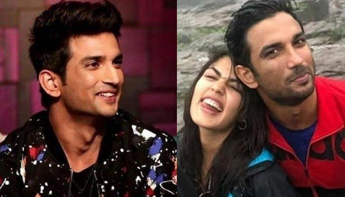 Sushant Singh Rajput Finally Reveals The Truth About Dating Rumoured Ladylove, Rhea Chakraborty