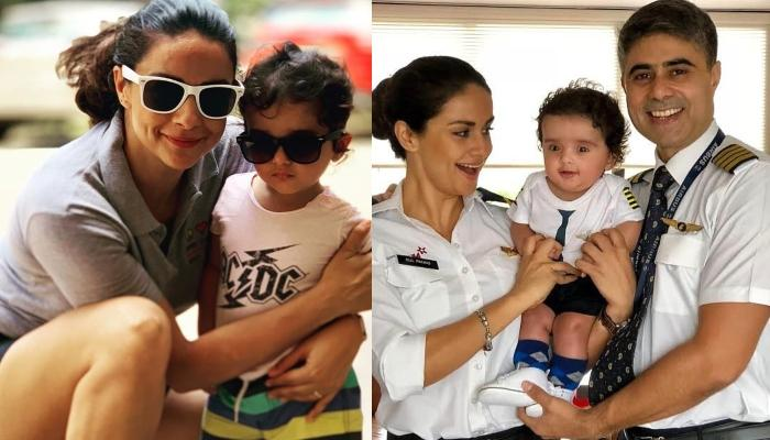 Gul Panag Talks About Her Motherhood Journey, Says, 'Nothing Prepares You For A Baby'