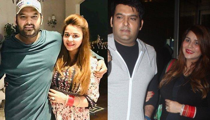 First Picture Of Kapil Sharma And Ginni Chatrath From Their Babymoon, Walk Arm-In-Arm Together