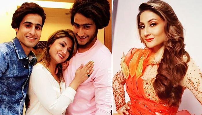 Urvashi Dholakia Reveals Twins, Sagar And Kshitij's Acting Debut Amidst Never-Ending Nepotism Debate