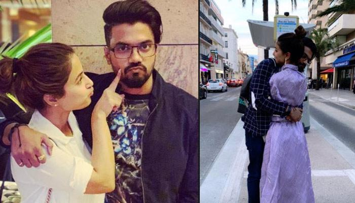 Hina Khan And Rocky Jaiswal's Tight Hug And Her Love Note For Him Are Making Us Drool Over Them