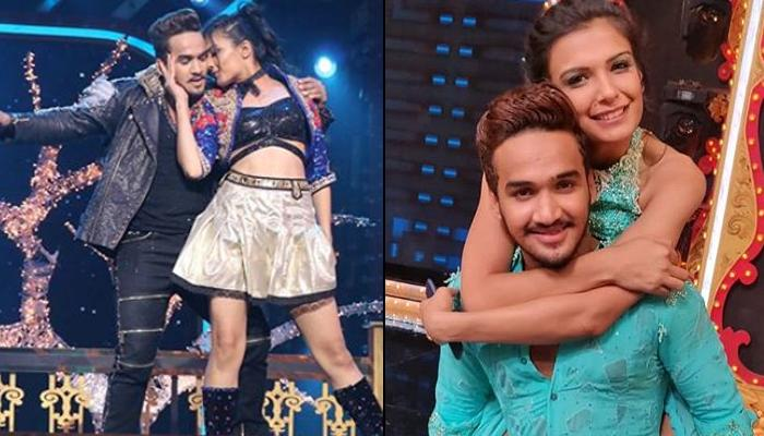 Faisal Khan Reveals If He Has Ever Lost Patience With Non-Dancer GF Muskaan Kataria On Nach Baliye 9
